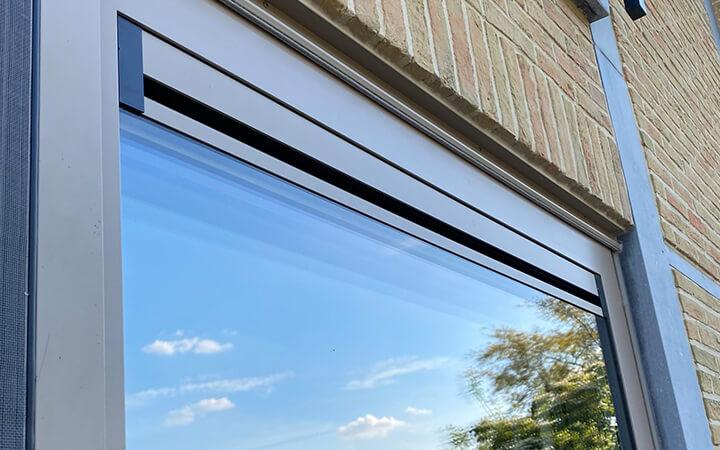 Ventilatieroosters in ramen voor een ventilatiesysteem C 3